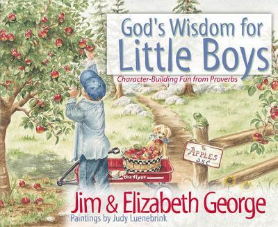God's Wisdom for Little Boys : Character-Building Fun from Proverbs