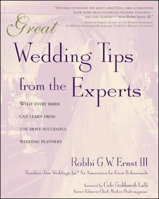 Great Wedding Tips From The Experts