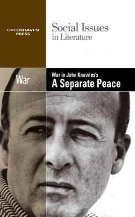 a summary of john knowles a separate peace John knowles's 1959 novel about a conflicted prep school friendship has become a coming-of-age classic 1 knowles based a separate peace on his own experience like his protagonists gene and.