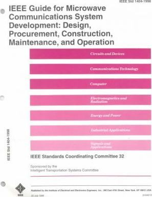 IEEE Guide for Microwave Communications System Development