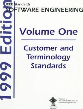 IEEE Standards Software Engineering, 1999