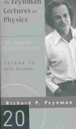 The Feynman Lectures on Physics: v. 20