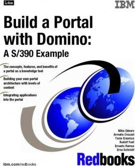 Build a Portal With Domino  A S/390 Example