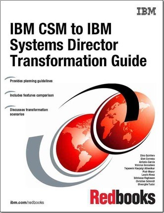 IBM Csm to IBM Systems Director Transformation Guide