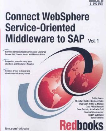 Connect Websphere Service-Oriented Middleware to SAP
