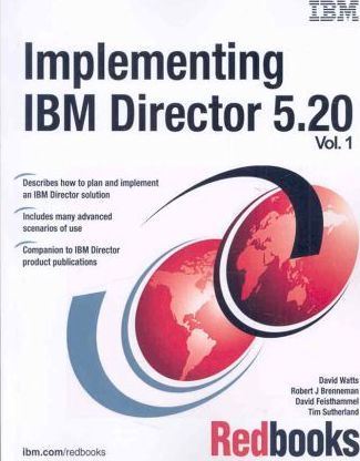 Implementing IBM Director 5.20