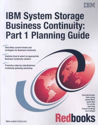 IBM System Storage Business Continuity