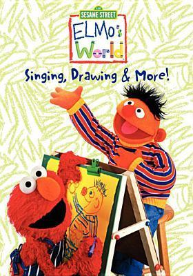 Elmo S World Singing Drawing More Kevin Clash