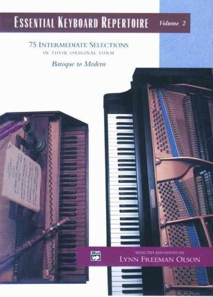 Essential Keyboard Repertoire, Vol 2