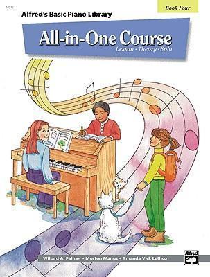 Alfred's Basic All-In-One Course, Bk 4
