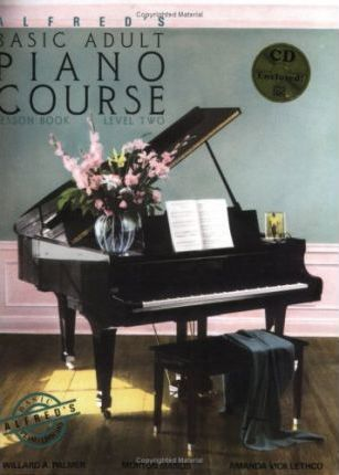 Alfred's Basic Adult Piano Course Lesson Book, Bk 2 : Book & CD