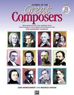 Stories of the Great Composers, Bk 1