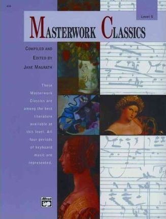 Masterwork Classics : Level 5, Book & CD