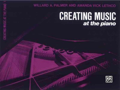 Creating Music At The Piano Lesson Book Bk 1