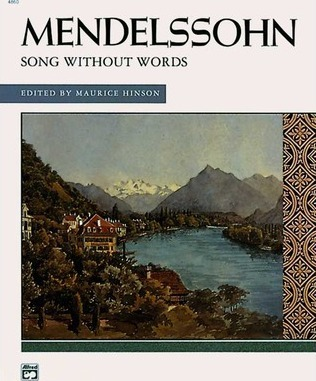 Mendelssohn -- Songs Without Words (Complete)