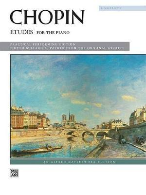 Etudes for Piano. Complete