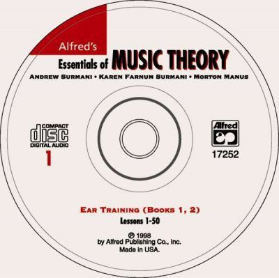 Alfred's Essentials of Music Theory, Books 1-2