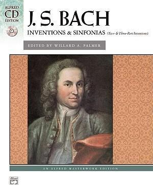 Bach -- Inventions & Sinfonias (2 & 3 Part Inventions)