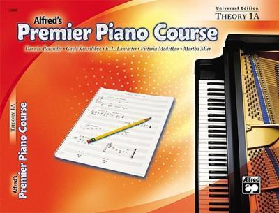 Premier Piano Course Theory, Bk 1a
