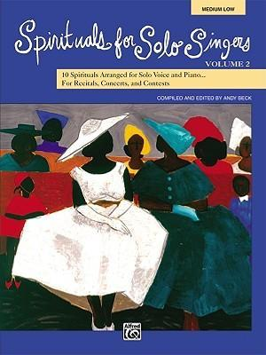 Spirituals for Solo Singers, Bk 2