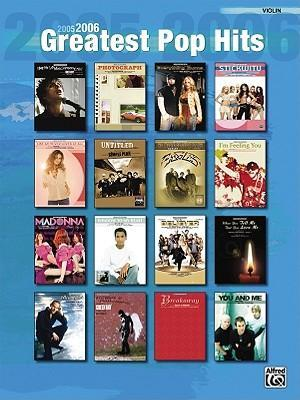 2005-2006 Greatest Pop Hits for Strings