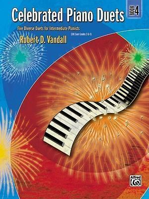 Celebrated Piano Duets, Bk 4