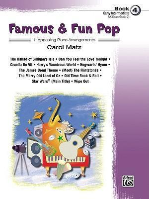 Famous & Fun Pop, Bk 4