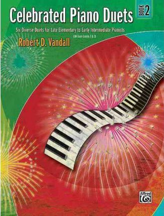 Celebrated Piano Duets, Bk 2
