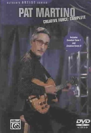 Pat Martino -- Creative Force Complete