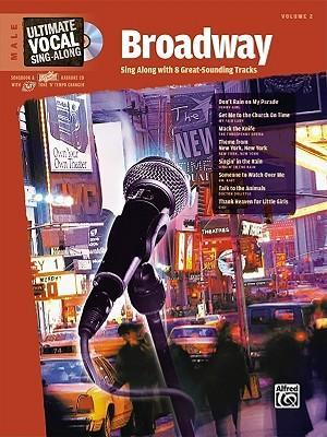 Ultimate Vocal Sing-Along Broadway