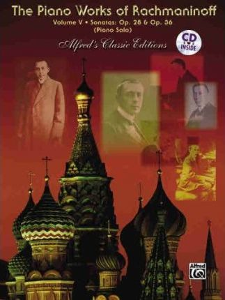 The Piano Works of Rachmaninoff, Vol 5