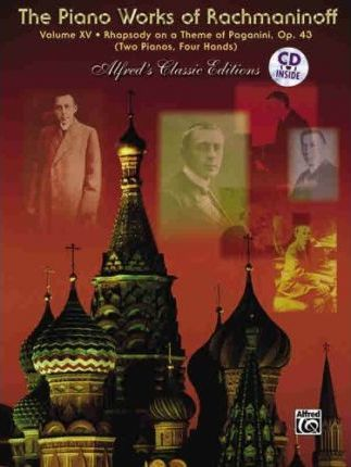 The Piano Works of Rachmaninoff, Vol 15