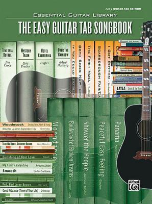 The Easy Guitar Tab Songbook