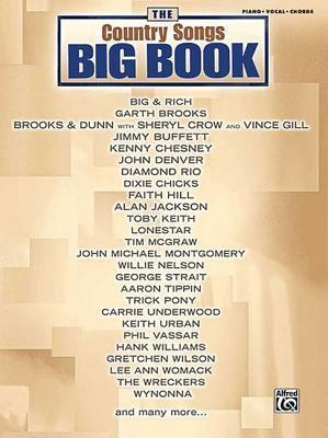 The Country Songs Big Book