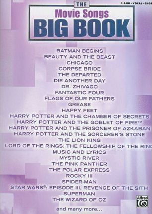 The Movie Songs Big Book