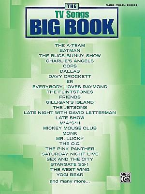 The TV Songs Big Book