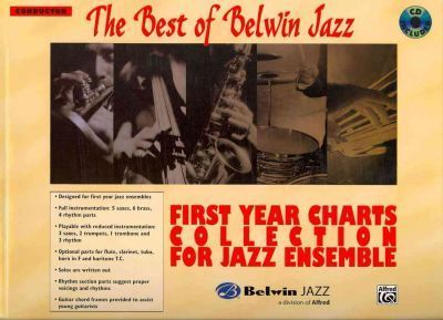The Best of Belwin Jazz: Conductor