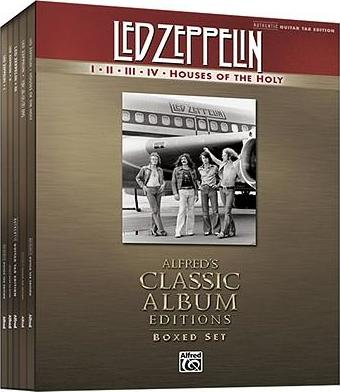 Led Zeppelin I-Houses of the Holy (Boxed Set)