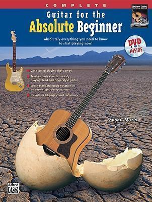 Guitar for the Absolute Beginner, Complete