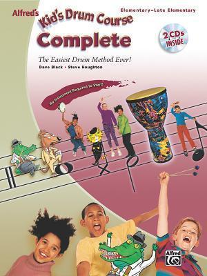 Alfred's Kid's Drum Course Complete