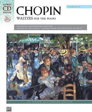 Chopin: Waltzes for the Piano