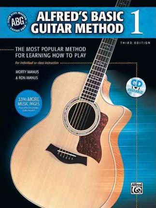 Alfred's Basic Guitar Method, Bk 1