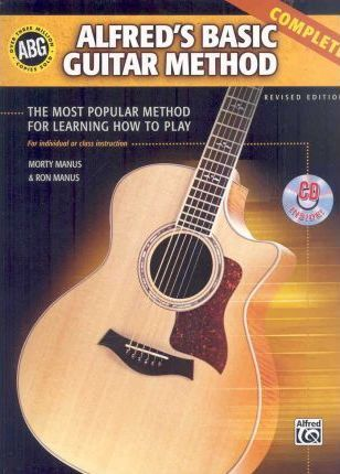 Alfred's Basic Guitar Method