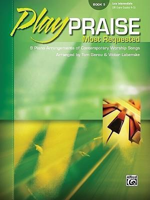 Play Praise -- Most Requested, Bk 5