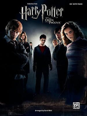 Selections from Harry Potter and the Order of the Phoenix
