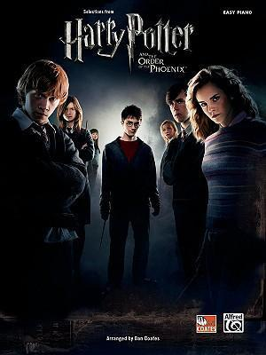 Selections from Harry Potter and the Order of the Phoenix: Easy Piano