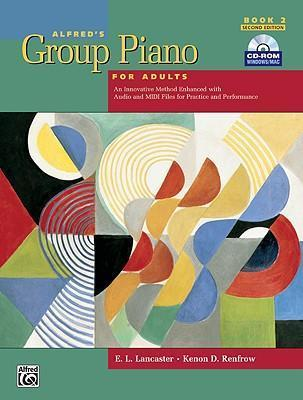 Alfred's Group Piano for Adults, Book 2