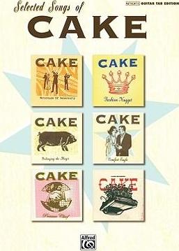 The Selected Songs of Cake