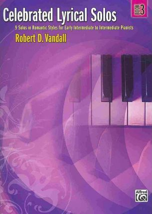Celebrated Lyrical Solos, Bk 3