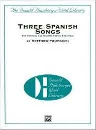 Three Spanish Songs